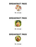 Breakfast Pass