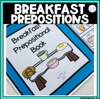 Breakfast Prepositional Book