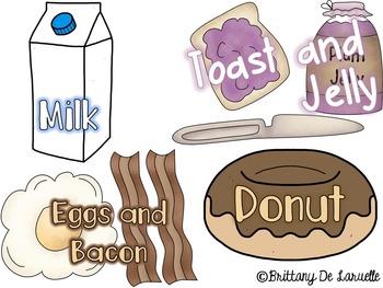 Breakfast Rhythm Activities - Ta, Ti-ti, Ti-ri-ti-ri