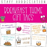 Breakfast Theme Gift Tags