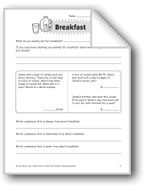 Breakfast (Thinking Skills)