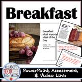 Breakfast Unit Introduction