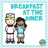 Breakfast at the Diner Dramatic Play