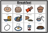 Breakfast matching boards