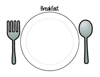 Breakfast vs Lunch Sorting task