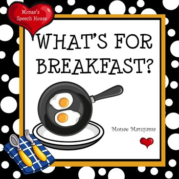 Breakfast/Food/Morning: INTERACTIVE