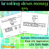Breaking Down Money Quiz