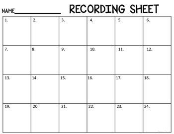 Breaking Down Numbers Task Cards