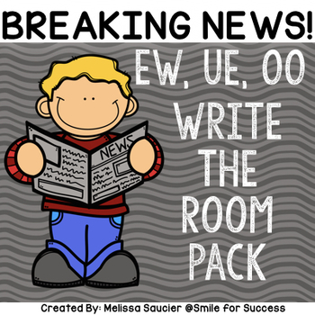 Breaking NEWS! {UE, EW, OO Write the Room}