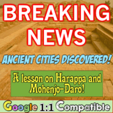 Indus Valley Civilization Discovered! Breaking News: Mohenjo-Daro and Harappa!