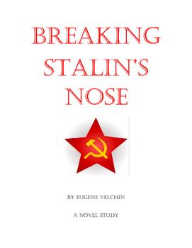 Breaking Stalin's Nose Novel Study