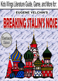 Breaking Stalin's Nose by Eugene Yelchin, A Newbery Honor Book