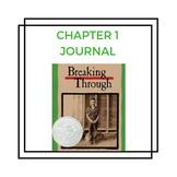 Breaking Through Ch. 1 Journal