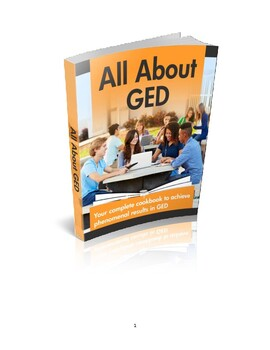 All About the GED eBook PDF