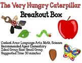 Breakout Box-The Very Hungry Caterpillar - Elementary Lang