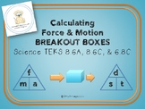 Breakout Boxes - Calculating Force and Motion