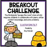 Breakout Challenge- Reading Literature (Illustrations)