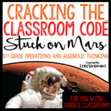 Cracking the Classroom Code™ 5th Grade Operations and Algebraic Thinking