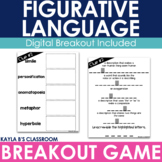Breakout Game: Figurative Language