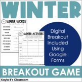 Breakout Game: Winter