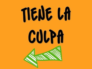 Breakout Signs in Spanish