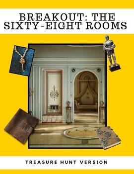 Breakout: The Sixty-Eight Rooms A Treasure Hunt Version