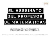Breakout edu El asesinato del profesor de matemáticas