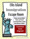 Ellis Island Immigration Escape Room: Breakout EDU Kit(s) Required