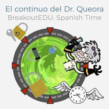 BreakoutEDU Spanish Time