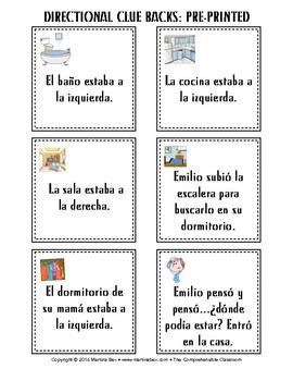 BreakoutEDU activity in Spanish: Cuba o casa?