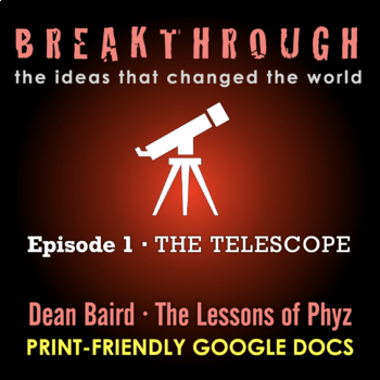 Breakthrough: The Ideas That Changed the World - 1. The Telescope