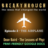 Breakthrough Episode 2: The Airplane · Video Question Set