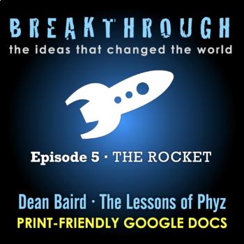 Breakthrough Episode 5: The Rocket - Video Question Set