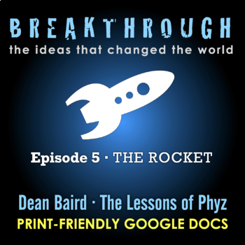 Breakthrough: The Ideas That Changed the World - Episode 5: The Rocket