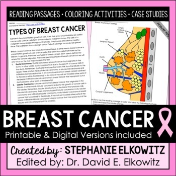 Breast Cancer Activities