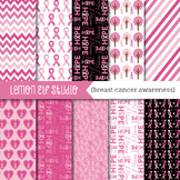 Breast Cancer Awareness-Digital Paper (LES.DP59)
