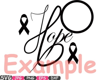 Breast Cancer awareness SVG clip art swirl Cutting ribbon day angel wings  -237S