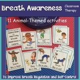 Breath Tools - Animal Themed Yoga Cards for Mindfulness &
