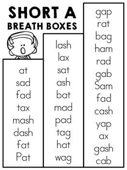 Breath Boxes