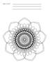 BreatheGazeColour (Mandala Colouring Book)