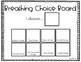 Breathing Choice Board Freebie!