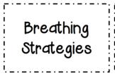 Breathing Strategies Cards
