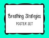 Breathing Strategies Poster Set