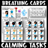 Breathing Strategy Card  (use with Zones of Regulation)