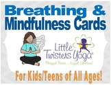 Breathing and Mindfulness Cards for Kids of All Ages--Mult