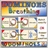 Breathing and the Respiratory System Explained - Dominoes Game for Middle School