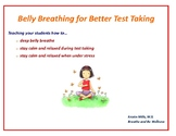 Breathing skills for test taking