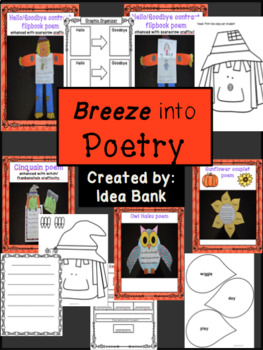 Breeze into Poetry (Fall and Halloween)
