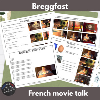 Breggfast - movie talk for French learners