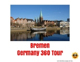 Bremen Germany Tour Project - Digital or Printable Lesson - distance learning